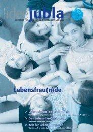 Lebensfreu(n)de - Jungwacht Blauring Schweiz