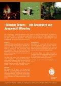 Jungwacht Blauring ist... - Jungwacht Blauring Schweiz - Seite 5