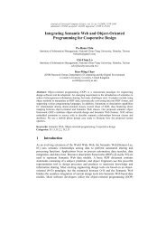 PDF (312 kB) - Journal of Universal Computer Science