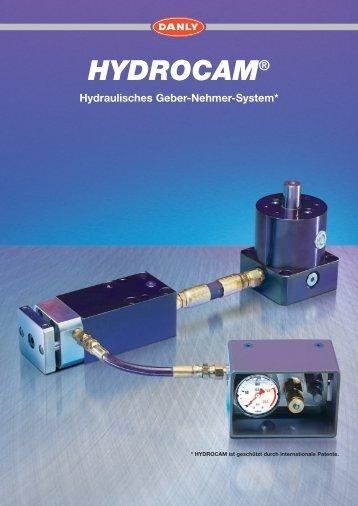 HYDROCAM® Hydraulisches Geber-Nehmer-System - Danly CZ