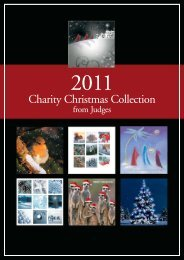 Charity Christmas Collection - Judges Postcards Ltd