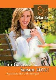 im Garten: Saison 2012!
