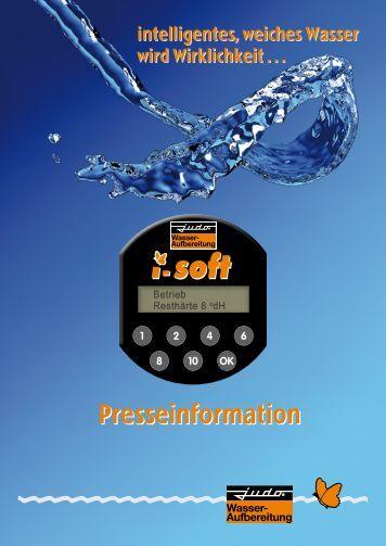Presseinformation - Judo Wasseraufbereitung GmbH