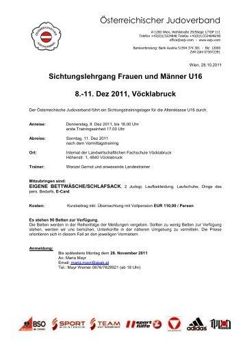 2011_12_U16_Voecklab.. - Judo Landesverband Salzburg
