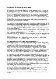 Berichte Schweizer Mannschaftsmeisterschaft 2013 1. - 4. Runde pdf