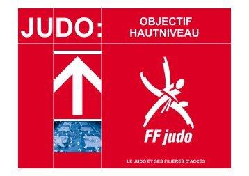Le Judo et ses filières d'accès