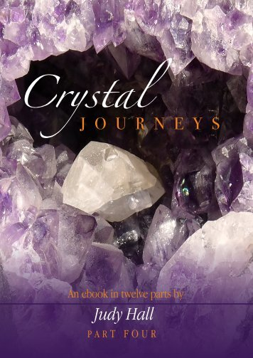 Judy Hall: Crystal Journeys - Cancer