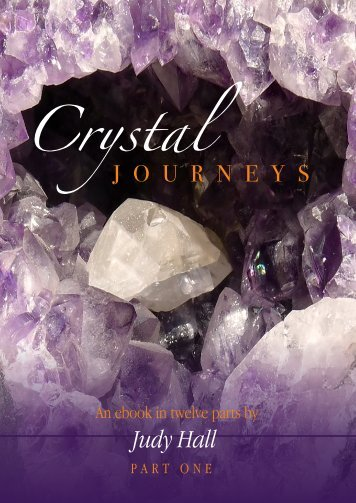 Crystal Journeys - Judy Hall