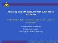 Slides (PDF) - the homepage of Jürgen Mann!