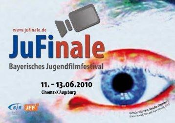CinemaxX Augsburg - JuFinale