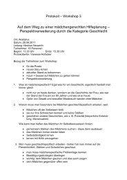 Protokoll – Workshop 3 - Jugend-landkreis-waldshut.de