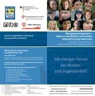 Fachtagung07- Folder_End- PDF.pdf - Jugendarbeit in Mittelfranken
