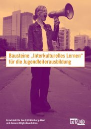 Interkulturelles Lernen - Jugendarbeit in Mittelfranken