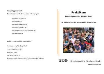 Praktikum - Jugendarbeit in Mittelfranken