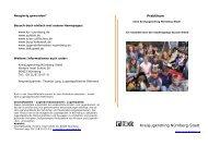 Kreisjugendring Nürnberg-Stadt - Jugendarbeit in Mittelfranken