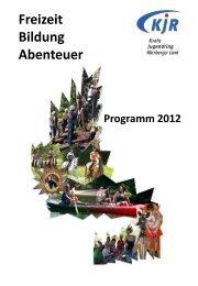 Leistungen - Jugendarbeit in Mittelfranken