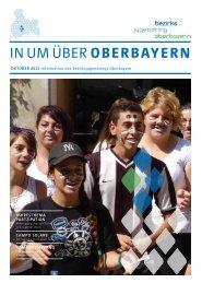 Oktober 2012 - Bezirksjugendring Oberbayern