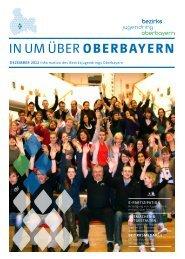 InUmÜberOberbayern – Ausgabe Dez 2012 - Bezirksjugendring ...