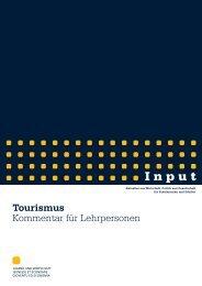 Tourismus-Kommentar.pdf - Jugend und Wirtschaft