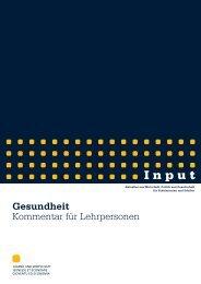 Gesundheit-Kommentar.pdf - Jugend und Wirtschaft