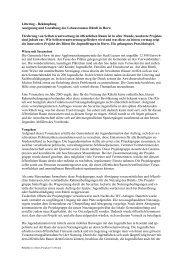 Littering - Bekämpfung Aneignung und Gestaltung des ... - jugend.gr