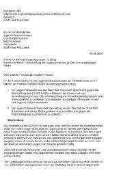 Antrag im Stadtjugendhilfeausschuss von Steffi Otto - Jugend.rlp.de ...