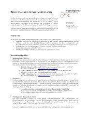 DZ.04.07 - Berufsausbildung Ausland - jugendagentur nürtingen