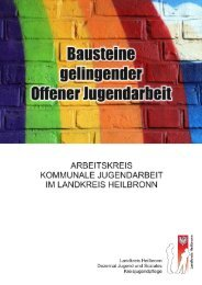 Bausteine gelingender Offener Jugendarbeit (1,7 MB) - Kommunale ...