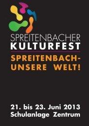 3. - Jugendarbeit Spreitenbach