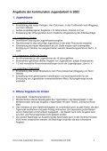 Sachstandsbericht 2002 - Kommunale Jugendarbeit Neckarsulm - Page 4