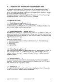Sachstandsbericht 1999 - Kommunale Jugendarbeit Neckarsulm - Page 5