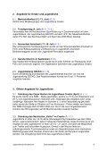 Sachstandsbericht 1999 - Kommunale Jugendarbeit Neckarsulm - Page 6