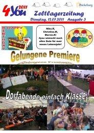 4 Zeltlagerzeitung - Jugendfeuerwehr Rodenberg