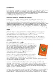 Reisedokument Deutschland und Finnland gehören zu den ...