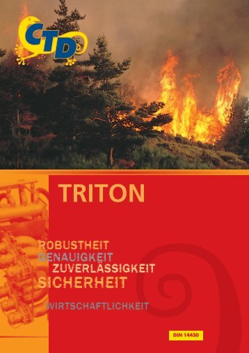TRITON (D) BARTH pdf - Barth Feuerwehrtechnik