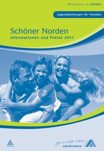 Schöner Norden - DJH Jugendherbergen Mecklenburg-Vorpommern