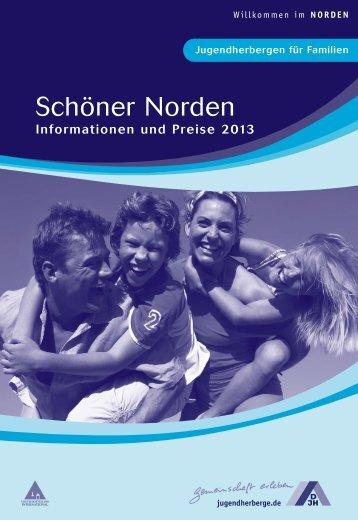 Preisliste 2013 für - DJH Jugendherbergen Mecklenburg-Vorpommern