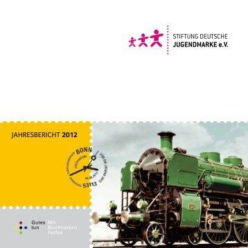 2012 - Stiftung Deutsche Jugendmarke
