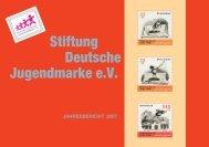 2007 - Stiftung Deutsche Jugendmarke