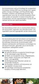 8. Forum - Jugendpolitik in Europa - Seite 3