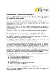 Erasmus für alle - Jugendpolitik in Europa