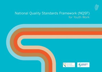 National Quality Standards Framework (NQSF) - Homeless Agency