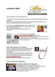 Info-Brief 1/2009