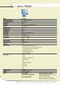miro TD250 - Comiga Computersysteme Gmbh - Seite 2