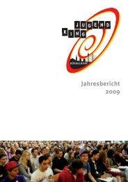 Jahresbericht 2009 - Jugendring Düsseldorf
