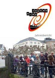 Jahresbericht 2012 - Jugendring Düsseldorf