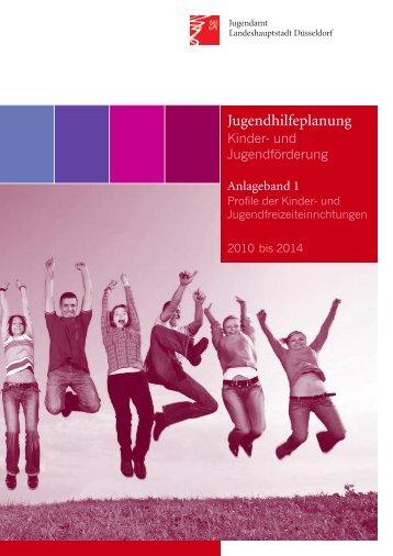 Jugendhilfeplanung - Jugendring Düsseldorf