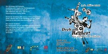 Meld Dich an! - Jugendring Düsseldorf