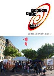 Jahresbericht 2011 - Jugendring Düsseldorf