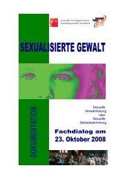 Dokumentation der Fachtagung am 23.10.2008 - Jugendring ...